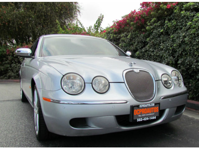 2008 jaguar s type cars for sale. Black Bedroom Furniture Sets. Home Design Ideas