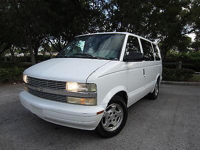 Chevrolet : Astro 2004 chevy astro passenger cargo van fl van clean carfax runs fantastic l k