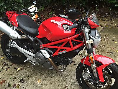 Ducati : Monster 2009 ducati monster 696