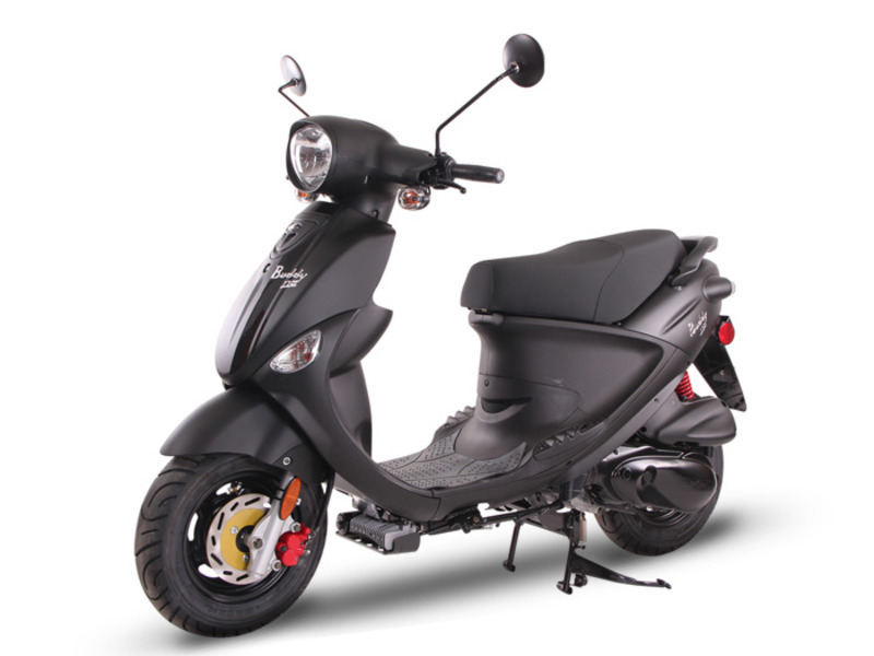 2014 Genuine Scooter Co. Buddy 170i