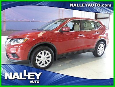 Nissan : Rogue S 2014 s used 2.5 l i 4 16 v automatic fwd suv premium