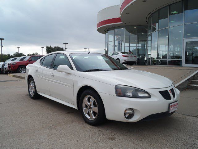 Pontiac : Grand Prix Base Base 3.8L Security Anti-Theft Alarm System Air Conditioning - Front Rear Spoiler