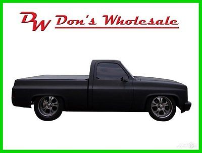 GMC : Other C1500 1985 c 1500 used 5 l v 8 16 v automatic rwd pickup truck