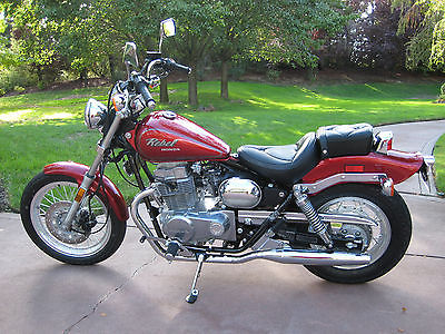 Honda : Rebel NOS 1987 Honda 450 Rebel CMX450c Never Titled, New, Runs Perfect, Time Capsule