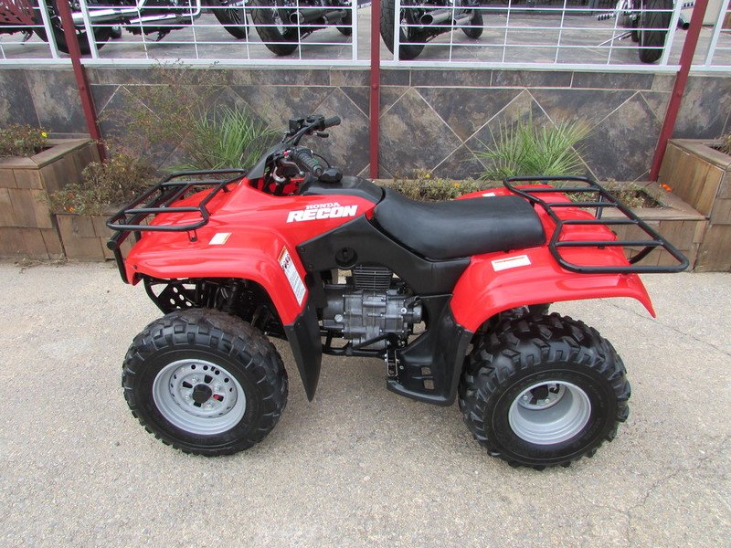 2000 Honda Recon 250 Motorcycles For Sale