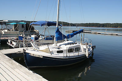 Halman 20 Sailboat