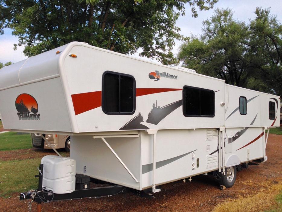 2010 Trailmanor 2720SL