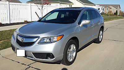 Acura : RDX 2014 Acura RDX V6 Like-new and Luxury 2014 acura rdx only 10 k miles