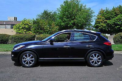 Infiniti : EX Journey AWD 4dr Crossover  2013 infiniti ex 37 journey sport utility 4 door 3.7 l low miles 19 600 one owner