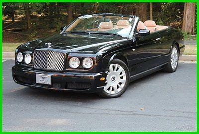 Bentley : Azure Base Convertible 2-Door 2007 used turbo 6.8 l v 8 16 v automatic rwd premium