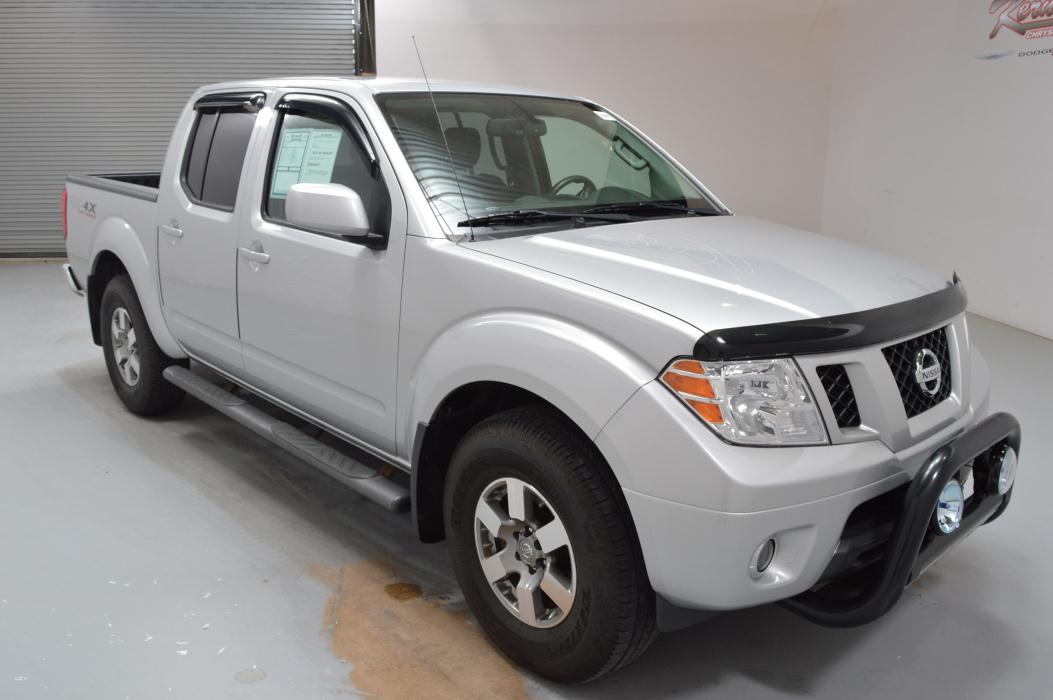 2012 Nissan Frontier Pro4x