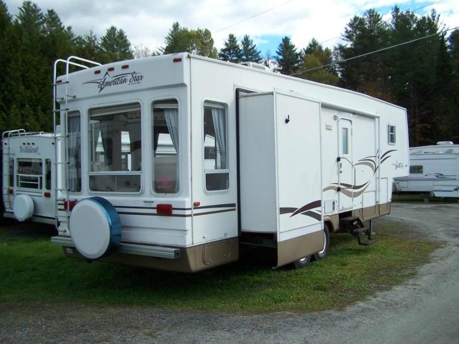 2002 Newmar Rv MOUNTAIN AIRE 4095 SPARTAN MOTOR HOME