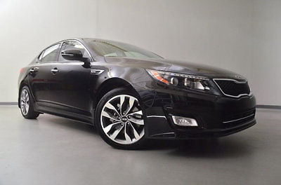 Kia : Optima 4dr Sedan SXL Turbo 4 dr sedan sxl turbo low miles automatic gasoline 2.0 l 4 cyl