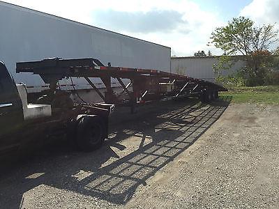 Kauffman 3 car trailer