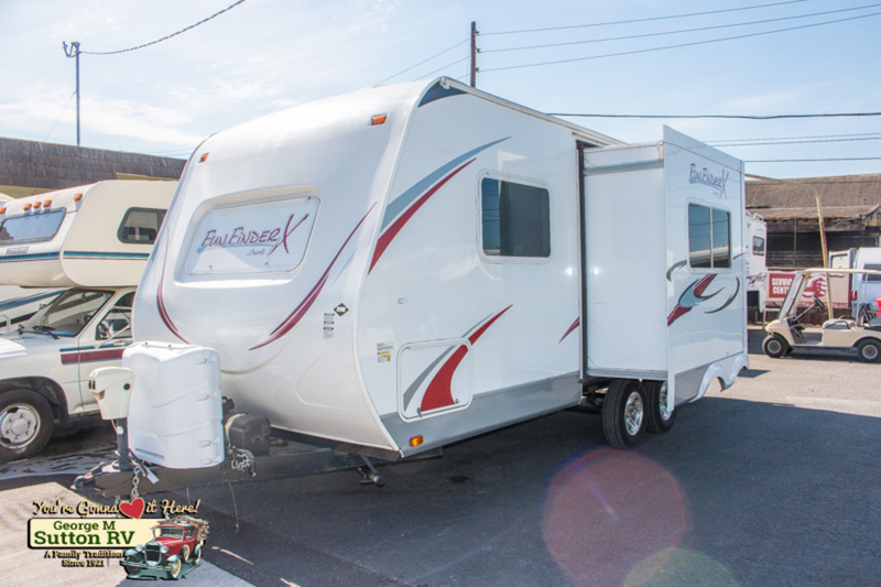 Cruiser Rv Fun Finder ...F 215wsk