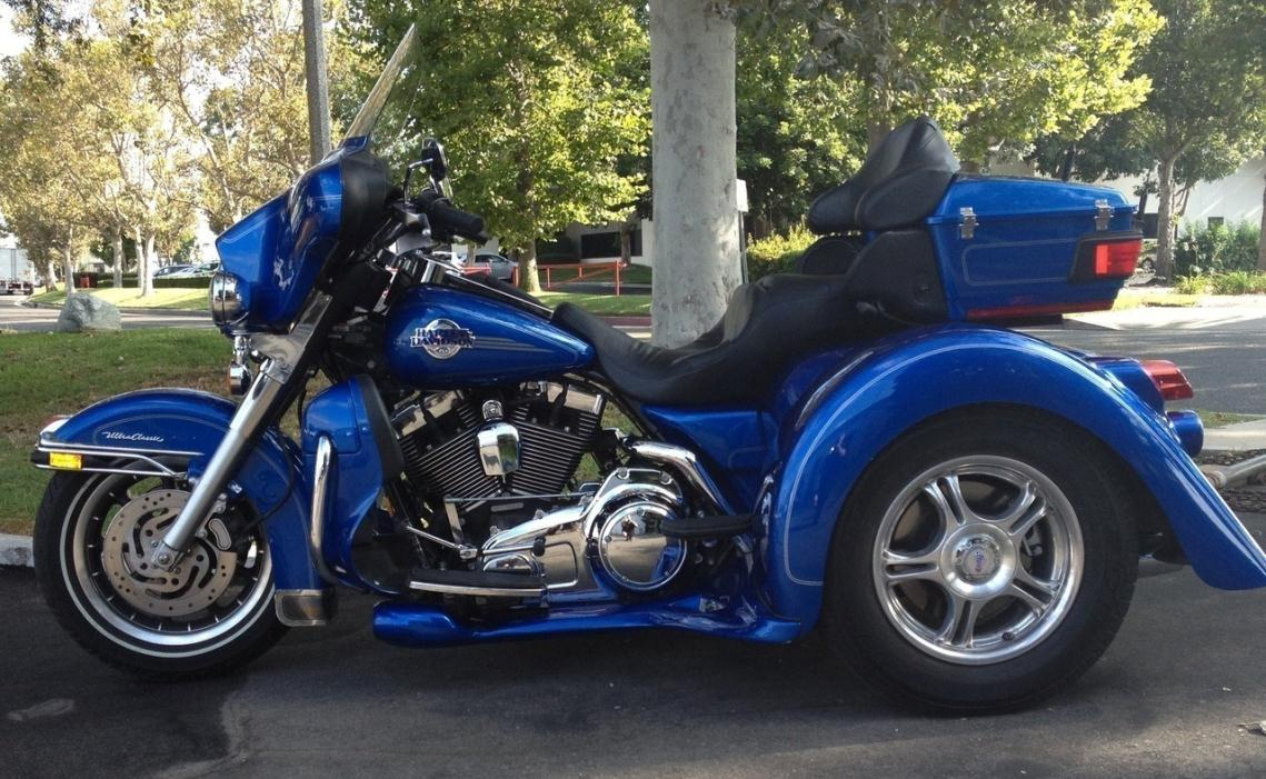 Harley Trike Conversion Kit Motorcycles for sale