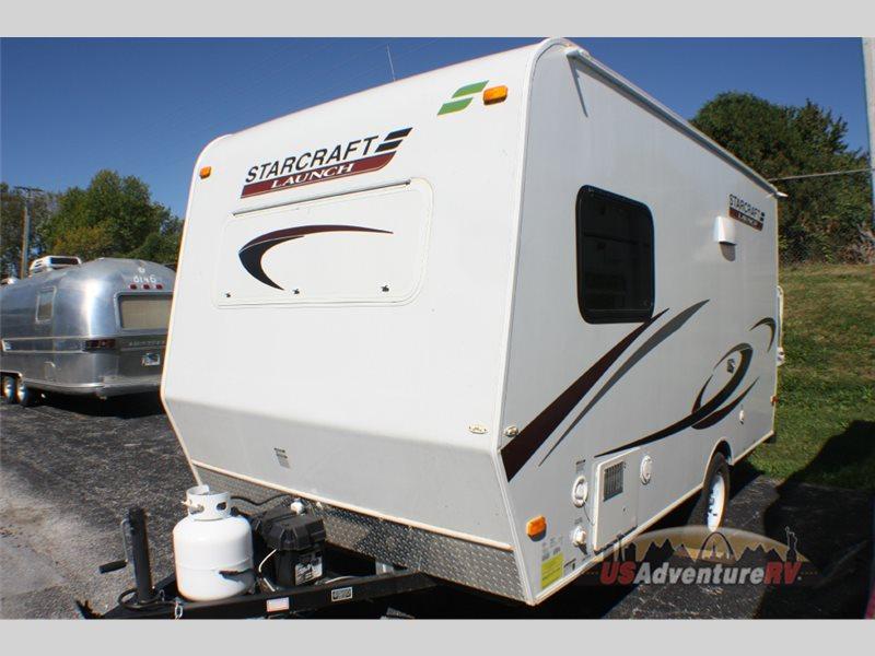 2002 Starcraft Truck Camper