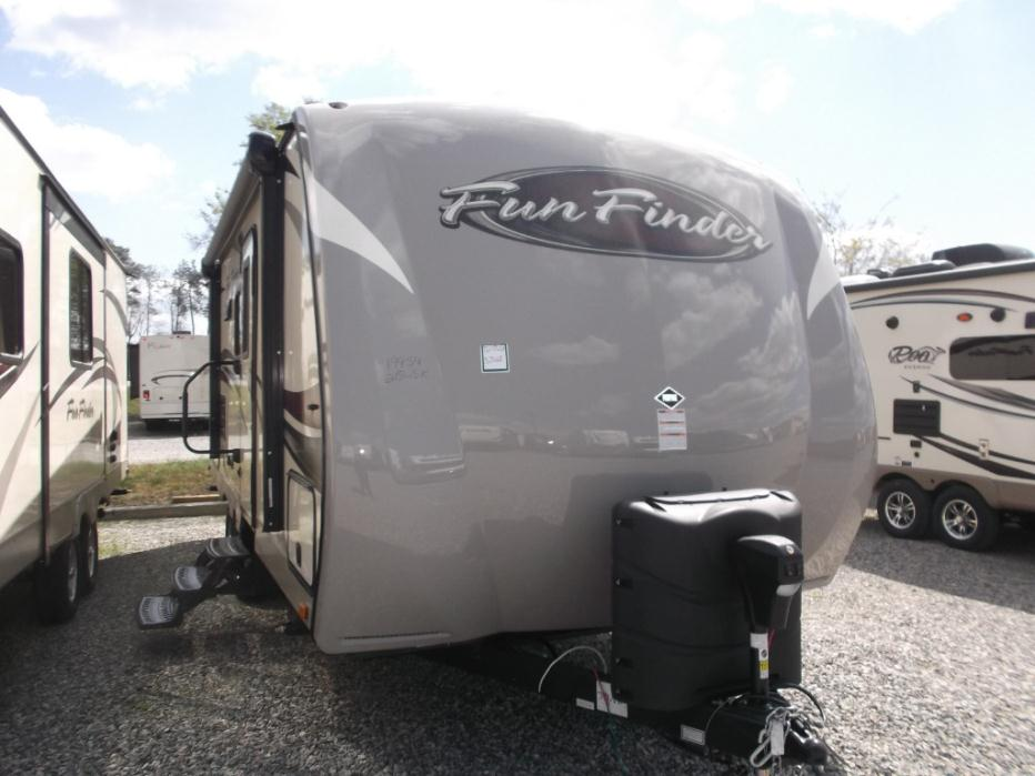 Fun Finder RVs for sal...F 215wsk