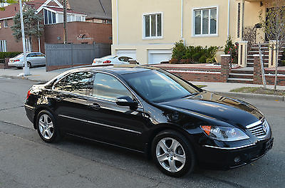 Acura : RL RL Technology  2007 acura rl technology package navi back up cam 2 owners clean carfax