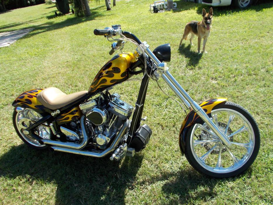 2006 Swift Bar Chopper Csf