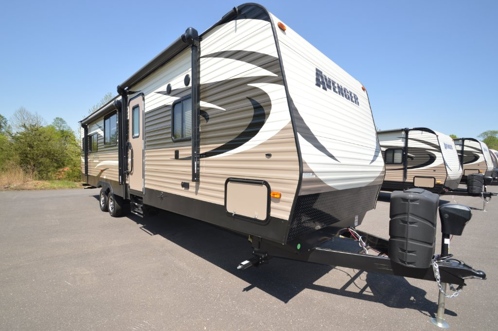2015 Prime Time Rv Crusader 295RST