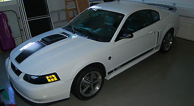 Ford : Mustang Mach I Coupe 2-Door 2004 mustang mach 1 all stock original condition