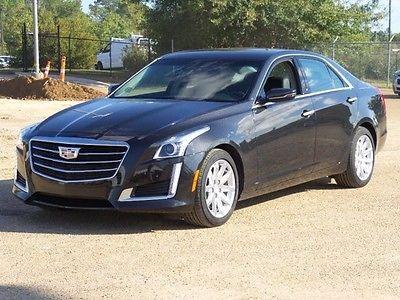 Cadillac : CTS Luxury RWD 2015 cadillac luxury rwd
