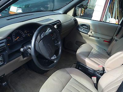 Pontiac : Montana Ext Mini Passenger Van 4-Door 1999 pontiac montana extended mini passenger van 4 door 3.4 l