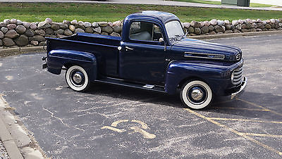 Ford : Other Pickups Base 1950 ford f 1 base 3.9 l