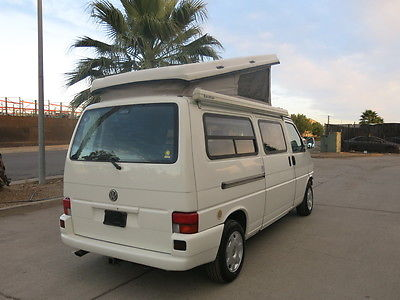 winnebago vw eurovan cars for sale