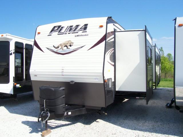 2016 Palomino Puma Park Model 39PQB