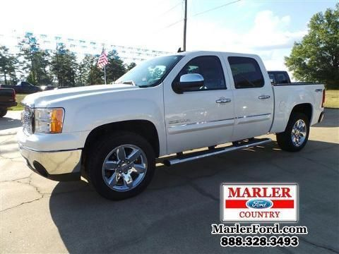 2013 GMC SIERRA 1500 4 DOOR CREW CAB SHORT BED TRUCK