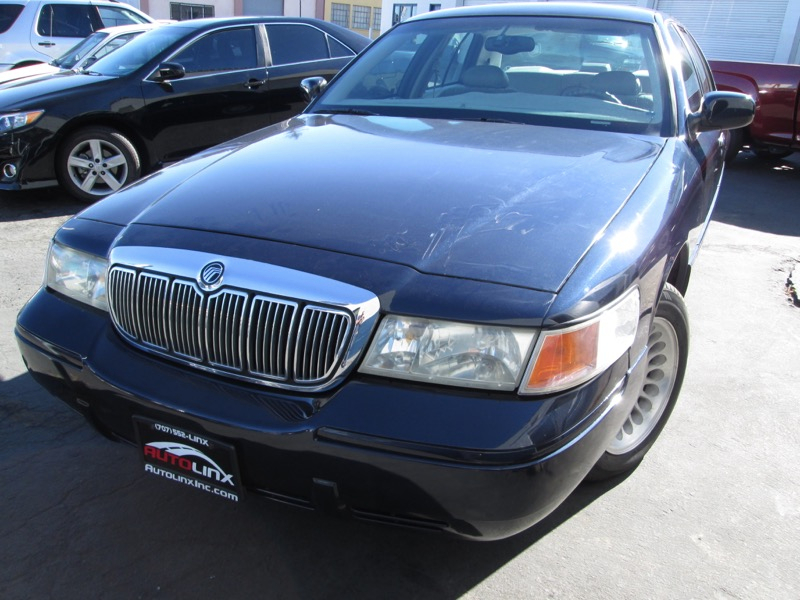 2000 Mercury Grand Marquis LS Vallejo, CA