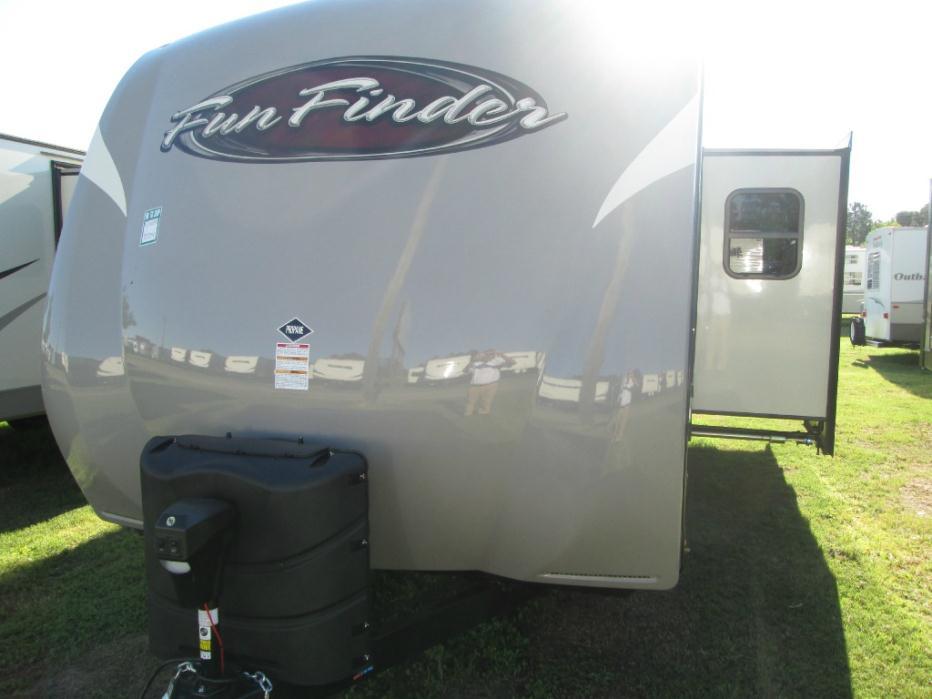 2016 Cruiser Fun Finder F-266KIRB