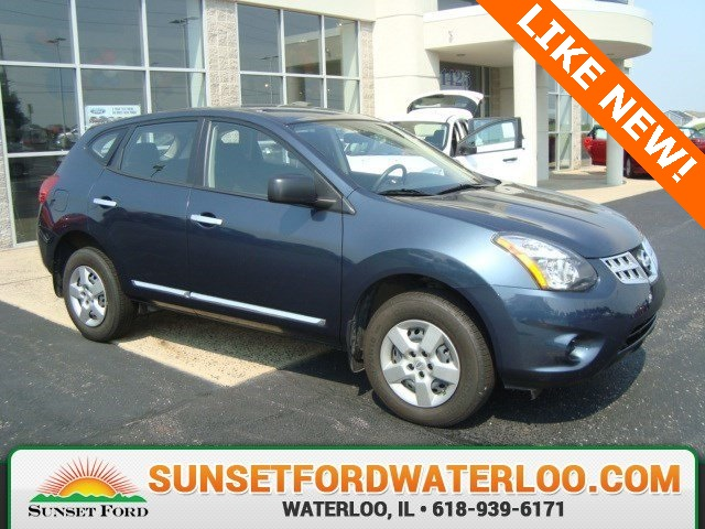 2014 Nissan Rogue Select S Waterloo, IL
