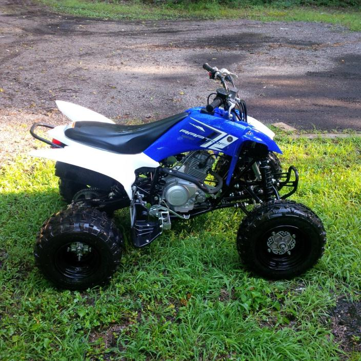 Grizzly 125 atv motorcycles for sale for Yamaha raptor 125 for sale