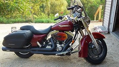 2006 Harley Davidson Road King Custom Motorcycles For Sale
