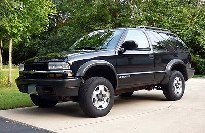 2001 chevy blazer 4x4 for sale