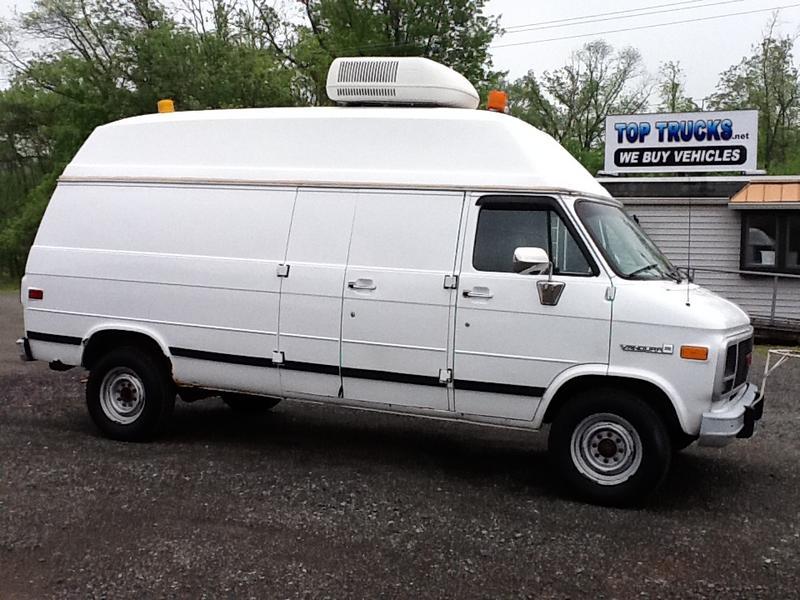 1996 Gmc Vandura 3500