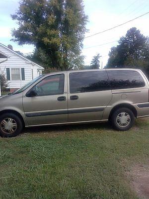 Chevrolet : Venture LS Mini Passenger Van 4-Door 2003 chevrolet venture ls mini passenger van 4 door 3.4 l