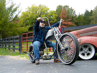 Custom Built Motorcycles Bobber RODS RIDES MOTORCYCLE COMPANY ROLLING CHASSIS DROPSEAT BOBBER HOTROD