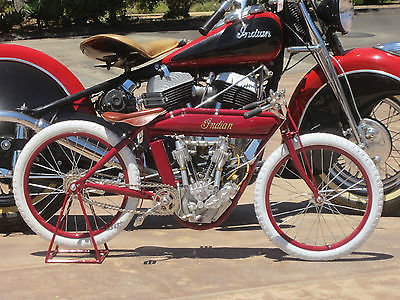 Indian : V-Twin 1912 indian v twin 9 16 scale board track racer