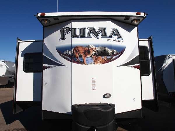 2015 Puma 39-FKS
