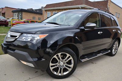 Acura : MDX AWD 4dr Tech/Entertainment Pkg WOW 1 OWNER SUPER CLEAN LOADED CALL: 312-671-6161