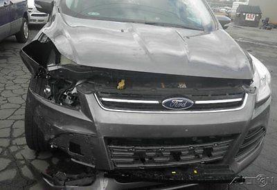 Ford : Escape SEL 2013 sel used turbo 2 l i 4 16 v automatic 4 wd suv