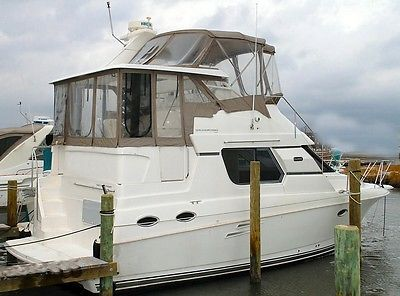 1998 Silverton 322 Aft Cabin Motor Yacht (located in Oakdale, NY)