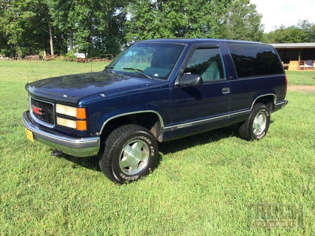1994 Gmc Yukon 1500 Sle 4x4