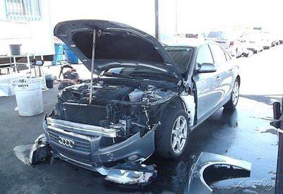 Audi : A4 2.0T Premium 2009 2.0 t premium a 4 turbo 2 l i 4 16 v automatic sedan premium