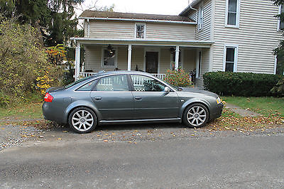 Audi : RS6 Base Sedan 4-Door 2003 audi rs 6 base sedan 4 door 4.2 l