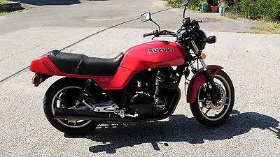 Suzuki : GS 1983 suzuki gs 1100 e